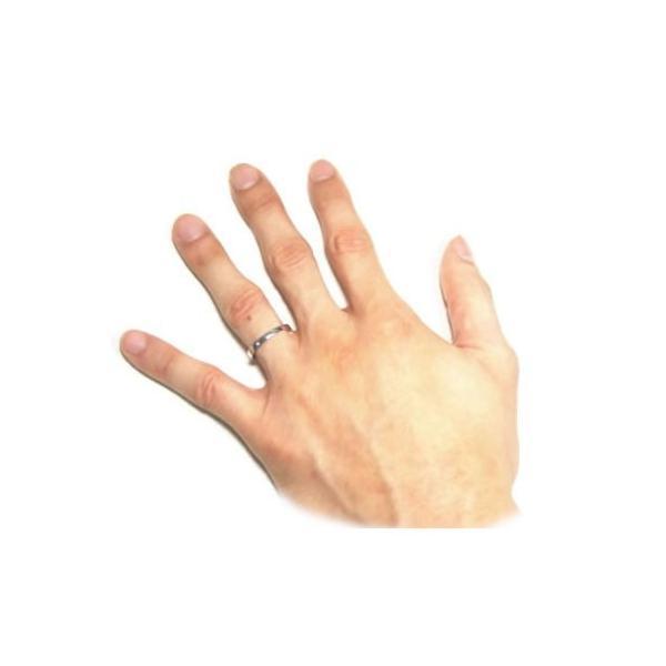 結婚指輪 マリッジリング プラチナ ペアリング 2本セット 無料刻印 Premium memory (pre-11-22-4151)|select-alei|02