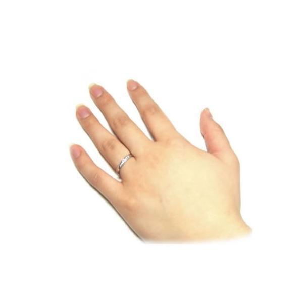 結婚指輪 マリッジリング プラチナ ペアリング 2本セット 無料刻印 Premium memory (pre-11-22-4151)|select-alei|03