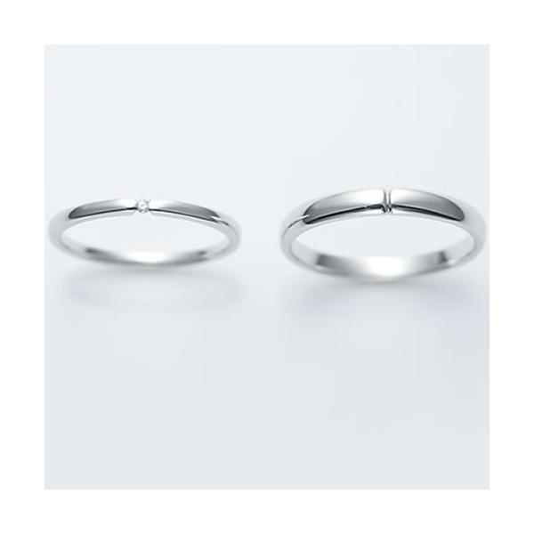 結婚指輪 マリッジリング プラチナ ペアリング 2本セット 無料刻印 Premium memory (pre-11-22-4151)|select-alei|04