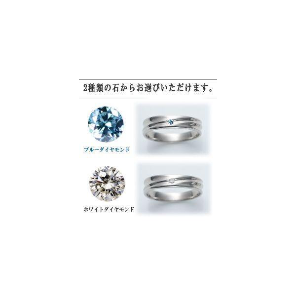 結婚指輪 マリッジリング プラチナ ペアリング 2本セット 無料刻印 Premium memory (pre-11-22-4151)|select-alei|05
