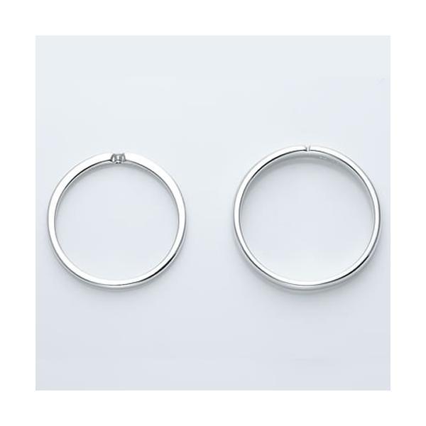 結婚指輪 マリッジリング プラチナ ペアリング 2本セット 無料刻印 Premium memory (pre-11-22-4151)|select-alei|06
