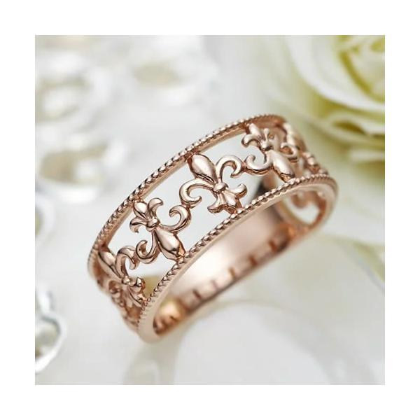 ピンキーリング レディース 1号〜 ピンクゴールド Pinky Promise (20-1399)|select-alei
