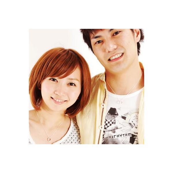 ペアネックレス カップル セット シルバー 人気 ブランド  LOVE of DESTINY 運命の愛 (LOD-008)|select-alei|03