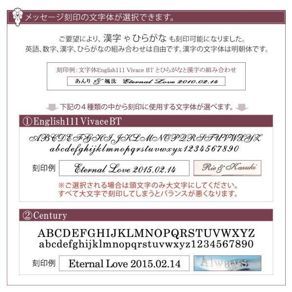 ピンキーリング 1号 2号 3号 レディース  セミオーダーメイド 刻印 誕生石 シンプル /002R-KS単品(OP)|select-alei|13
