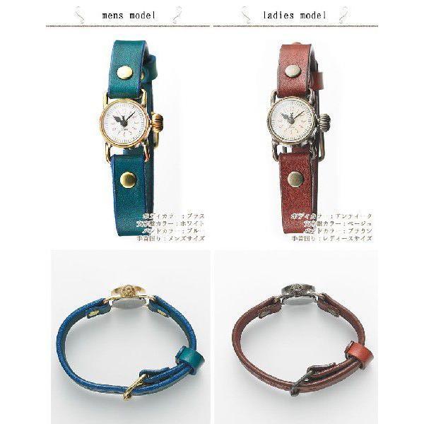 ペアウォッチ カップル 人気 セット 腕時計 セイコー製クォーツムーブメント 手作り ハンドメイド lady crown|select-alei|03