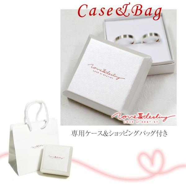 ペアネックレス カップル セット シルバー 人気 ブランド  LOVE of DESTINY 運命の愛 (lod-003p)|select-alei|02