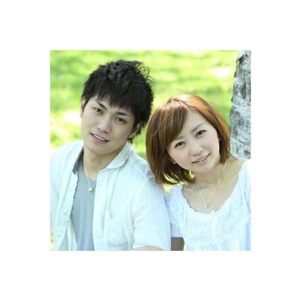 ペアネックレス カップル セット シルバー 人気 ブランド  LOVE of DESTINY 運命の愛 (lod-010p) select-alei 04