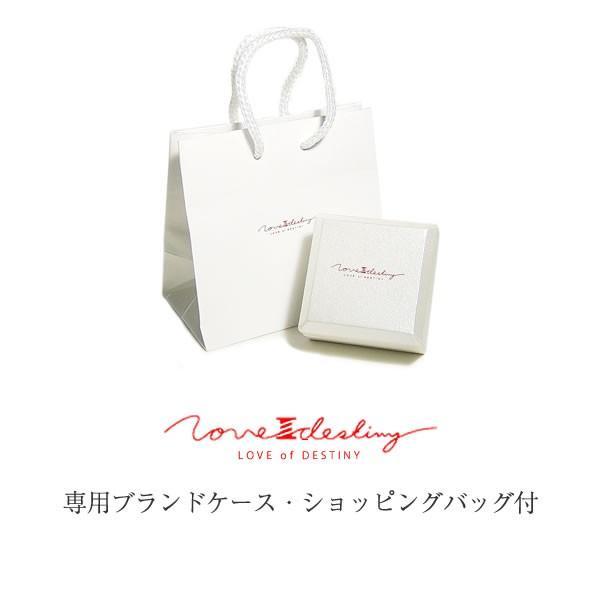 ペアネックレス カップル セット シルバー 人気 ブランド  LOVE of DESTINY 運命の愛 (lod-012)|select-alei|05