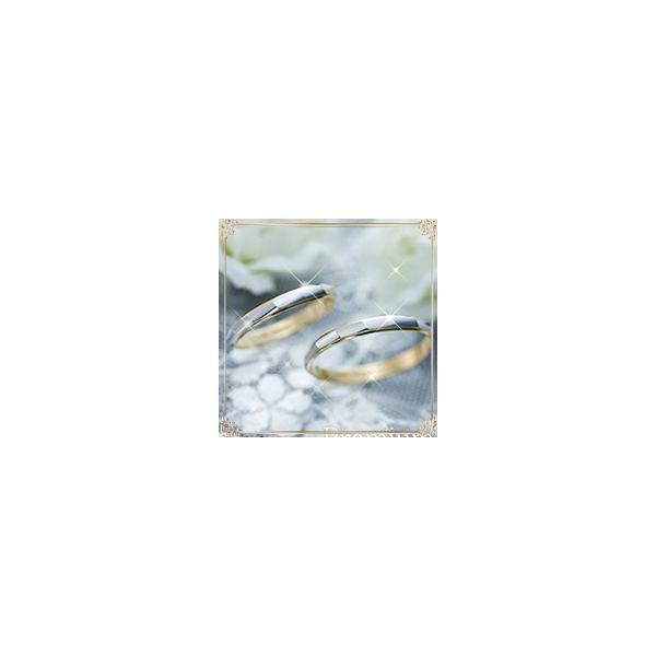 結婚指輪 マリッジリング プラチナ 無料刻印 PremiumDestiny (運命の巡りあわせ) (mmrh-806)|select-alei