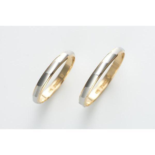 結婚指輪 マリッジリング プラチナ 無料刻印 PremiumDestiny (運命の巡りあわせ) (mmrh-806)|select-alei|02
