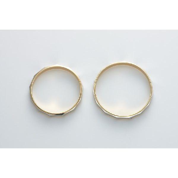 結婚指輪 マリッジリング プラチナ 無料刻印 PremiumDestiny (運命の巡りあわせ) (mmrh-806)|select-alei|03