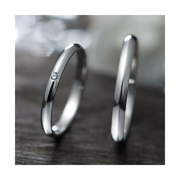 結婚指輪 マリッジリング プラチナ 無料刻印 PremiumDestiny (運命の愛) (mrih-p354-p354d)|select-alei