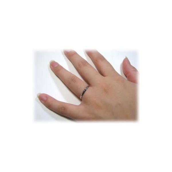 結婚指輪 マリッジリング プラチナ 無料刻印 PremiumDestiny (運命の愛) (mrih-p354-p354d)|select-alei|02