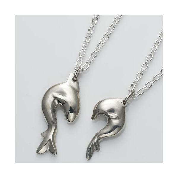 ペアネックレス シルバー FISS (Two People 〜出会ってしまった2人〜) (FISS-T109)|select-alei|04