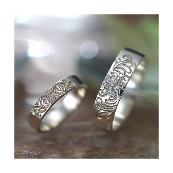 ペアリング セット カップル シルバー 人気 FISS (FLORE) (FISS-A002)|select-alei