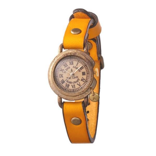 ペアウォッチ アンティーク調 ハンドメイド 送料無料 セイコー 腕時計/THE LOVE four|select-alei|04