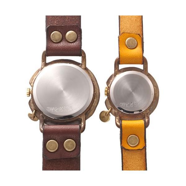 ペアウォッチ アンティーク調 ハンドメイド 送料無料 セイコー 腕時計/THE LOVE four|select-alei|06