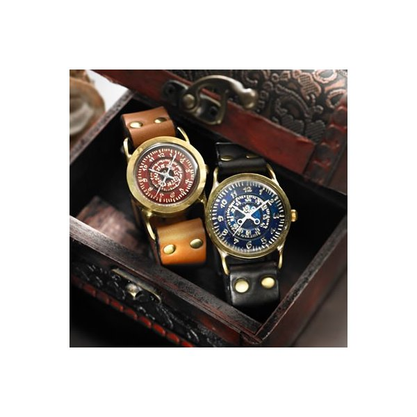ペアウォッチ カップル 人気 セット 腕時計 セイコー製クォーツムーブメント 手作り ハンドメイド twincle|select-alei