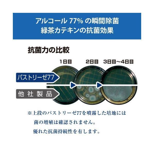 アルコール 除菌 スプレー パストリーゼ77 1L スプレーヘッド無|select-coco10|02
