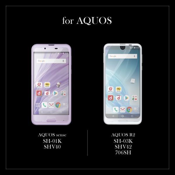 簡単 貼れる ガラスフィルム 保護フィルム フィルム 強化ガラスフィルム iPhone8 Xperia xz1 xz2 sh-01k shv40 sh-03k shv42 706sh so-01k sov36|select-com|12