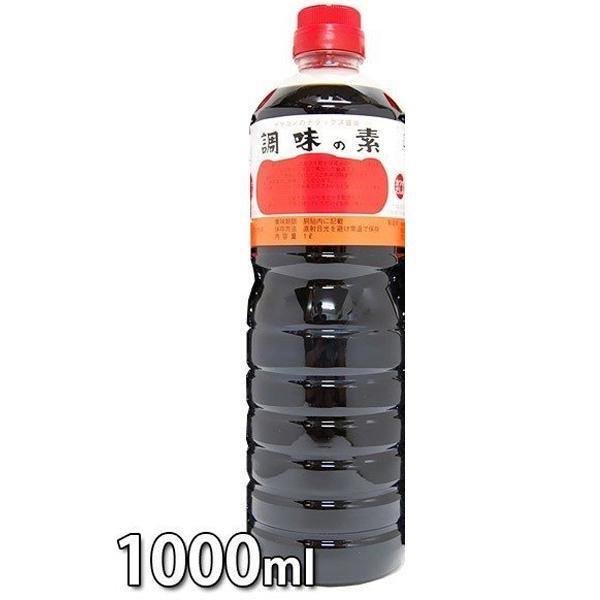 ヤマコノ デラックス醤油 調味の素 1L だし醤油 かつお出汁 ペットボトル 調味料 ギフト 味噌平醸造