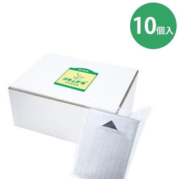 森の生活 ゴキのテキ 10個入 ゴキブリ忌避剤 消臭剤 日用品 台所害虫対策 業務用 家庭用