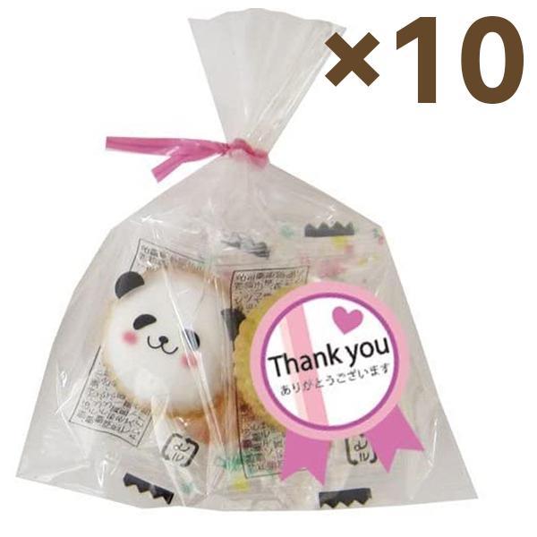 プチギフト お菓子 アニマルクッキー 10個セット アイシングクッキー かわいい 詰め合わせ ギフト 焼菓子 個包装