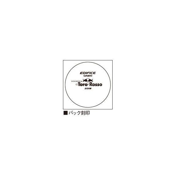 8a7ba846dd ... 国内正規品』 EFR-563TRJ-2AJR CASIO 腕時計 EDIFICE エディフィス スクーデリア・