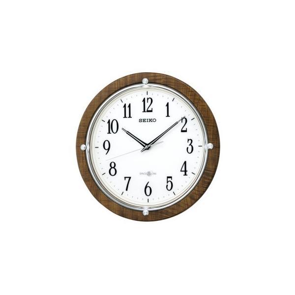 『SEIKO正規品』セイコー SEIKO 衛星電波掛け時計 スペースリンク GP212B|select-s432