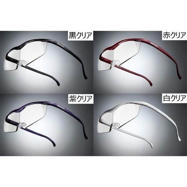 Hazuki ルーペ 新型ハズキルーペラージ ハズキラージ(1.6倍・1.32倍)クリア・カラー(ブルーライトカット標準装備)|select-s432|02