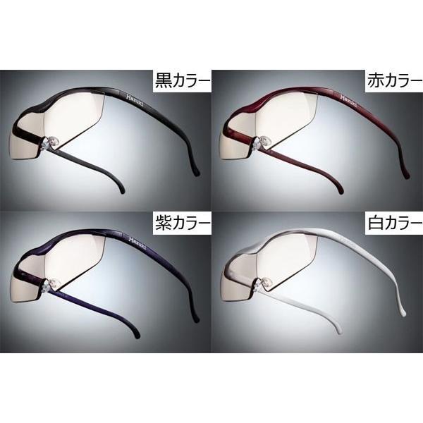 Hazuki ルーペ 新型ハズキルーペラージ ハズキラージ(1.6倍・1.32倍)クリア・カラー(ブルーライトカット標準装備)|select-s432|03