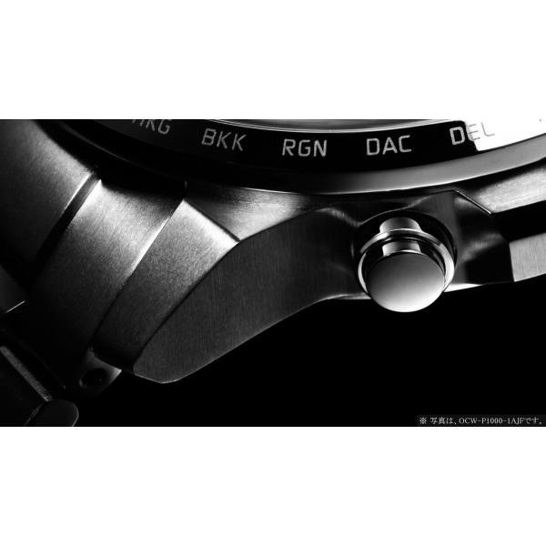 『国内正規品』 OCW-P1000-1AJF カシオ CASIO ソーラー電波腕時計 OCEANUS オシアナス CACHALOT カシャロ|select-s432|05