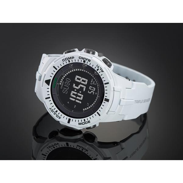 『国内正規品』カシオ CASIO ソーラー腕時計 PRO TREK プロトレック PRG-300-7JF|select-s432|02