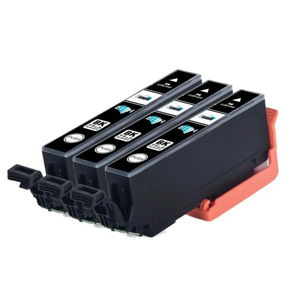 ITH-BK ブラック プリンターインク 3本セット エプソン EPSON インク イチョウ 互換インクカートリッジ ITH-BK 黒 select-shop-barong 02