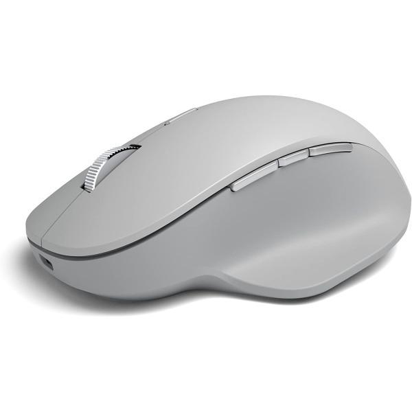 マイクロソフト Surfaceプレシジョンマウス FTW-00007 グレーの画像