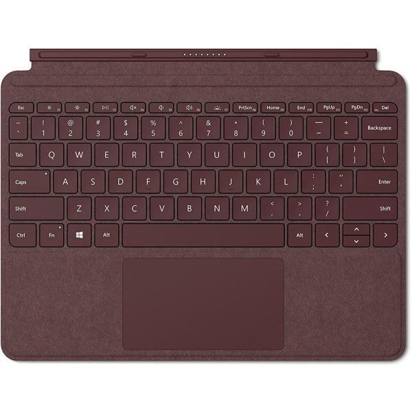 マイクロソフト Goタイプカバー KCS-00059 バーガンディの画像