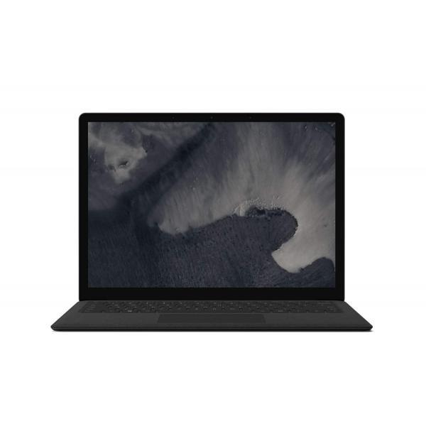 Microsoft LQQ-00053 ノートパソコン Surface Laptop 2(サーフェス ラップトップ2) ブラック [13.5型 /intel Core i7 /SSD:256GB /メモリ:8GB /2019年1月モデル]の画像