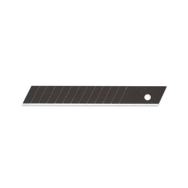 オルファ 特専黒刃 中 MBB10K カッターナイフ 替え刃 安全 裁断 切断工具 diy 作業工具 大工道具