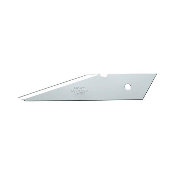 オルファ クラフトナイフL 替刃 XB34 カッターナイフ 替え刃 安全 裁断 切断工具 diy 作業工具 大工道具
