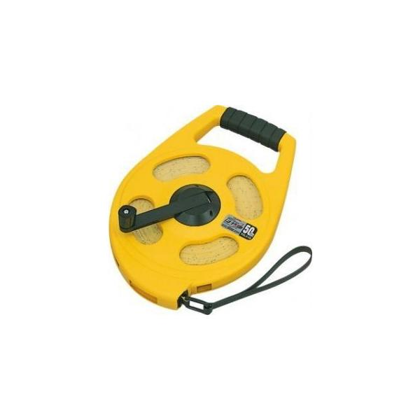 シムロン-L はや巻 50m 巻尺 巻き尺 メジャー スケール 距離測定器 測定器 diy 作業工具 大工道具