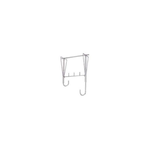 新協和バルコニー物干金物 アルミ式自在型(1本)SK-4164A 高さ調節:490〜640mm 洗濯干し ハンガー 物干し 物干し竿 物干し台 スタンド 屋内 ベランダ用 バ