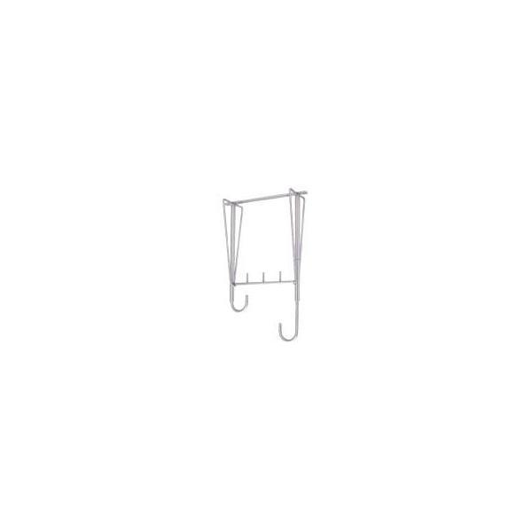 新協和バルコニー物干金物 アルミ式自在型(1本)SK-4178A 高さ調節:630〜780mm 洗濯干し ハンガー 物干し 物干し竿 物干し台 スタンド 屋内 ベランダ用 バ
