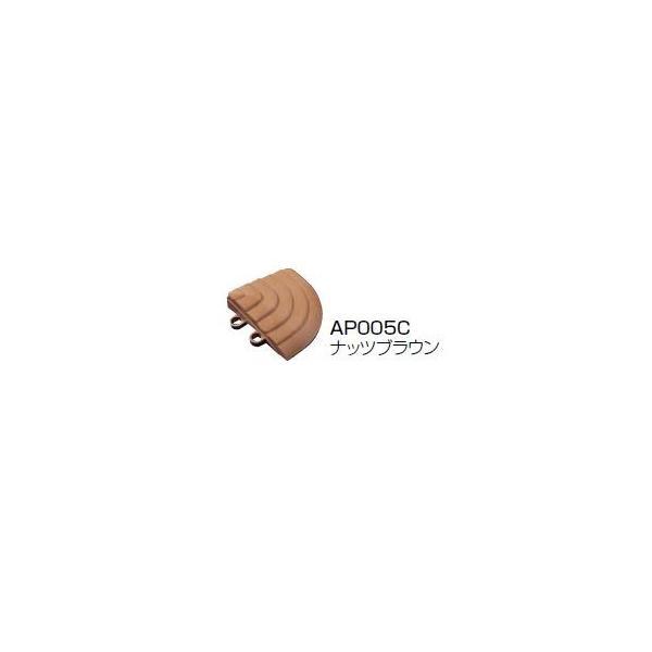 床タイル TOTO スロープ材(コーナー) ナッツブラウン 300×100×28mm タイル タイルデッキ 床材 DIY