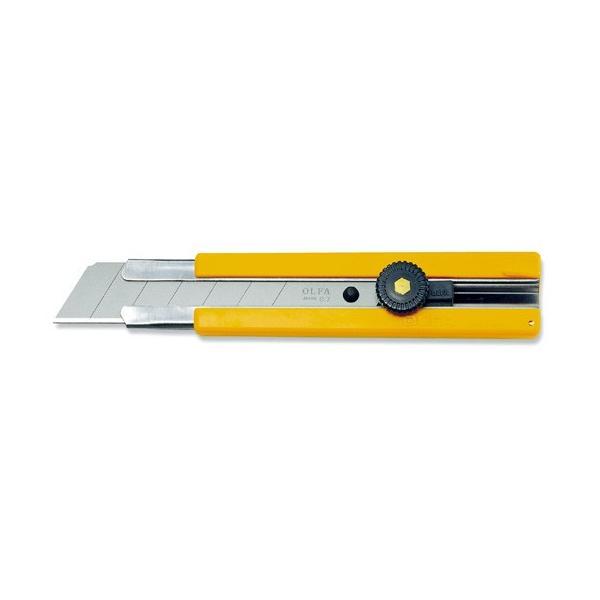 【メール便可】 OLFA オルファ 特大H型カッターナイフ 適用替刃:HB5B