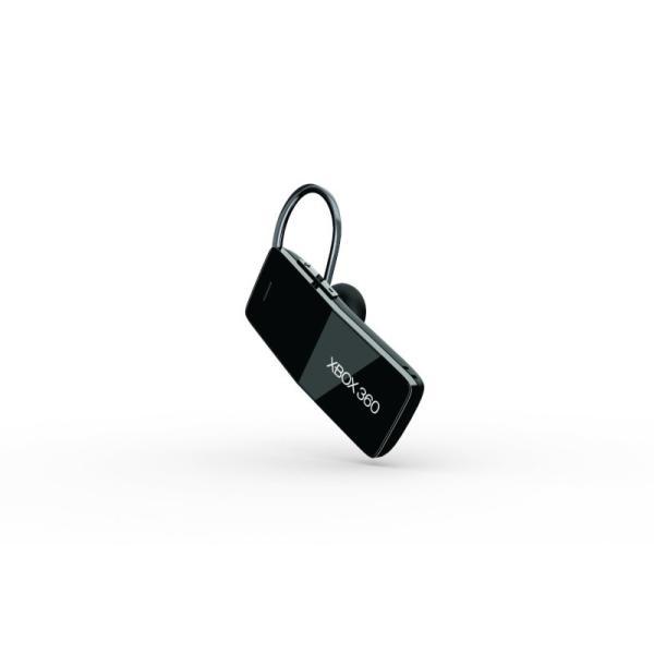 ワイヤレスヘッドセットBlueTooth対応 リキッドブラック Xbox360用の画像