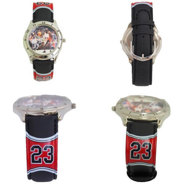 NBA マイケル・ジョーダン バスケットボール 腕時計 Wilson レアアイテム【1910価格変更】|selection-j|03