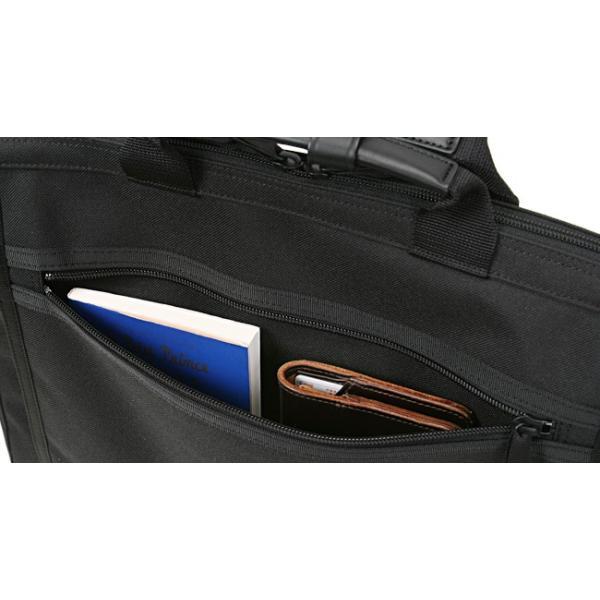 吉田カバン ポーター クリップ ビジネスバッグ 2wayブリーフケース 軽量 薄マチ A4 B4 ナイロン 日本製 PORTER CLIP 550-08961 メンズ レディース|selection|07