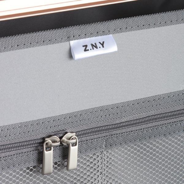 スーツケース Lサイズ エース ACE 90L フレームタイプ TSAロック Z.N.Y ゼット・エヌ・ワイ ラウビル 軽量 国内旅行 海外旅行 出張 06382|selection|13