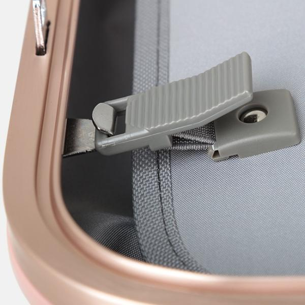 スーツケース Lサイズ エース ACE 90L フレームタイプ TSAロック Z.N.Y ゼット・エヌ・ワイ ラウビル 軽量 国内旅行 海外旅行 出張 06382|selection|10