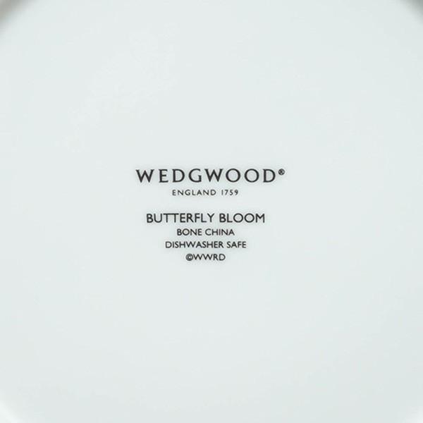 ウェッジウッド バタフライブルーム 20cmプレート(4枚セット)|selectors|06